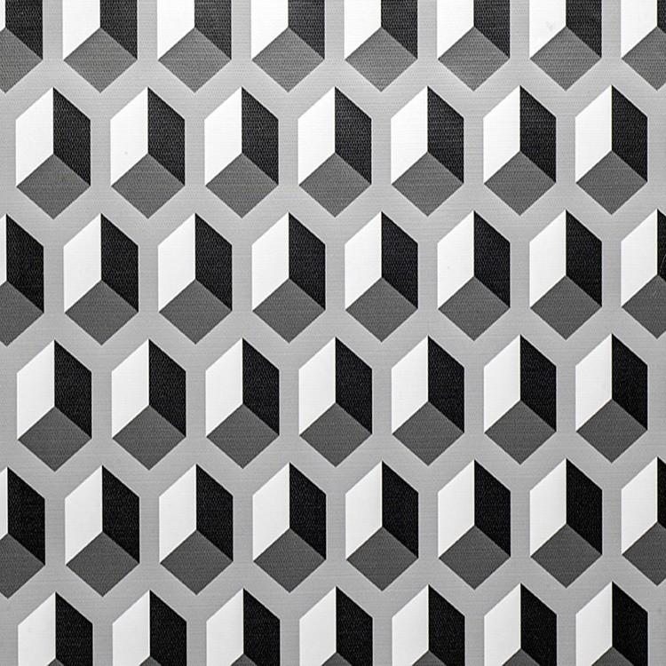 Adesivo Decorativo Rolo 2m x 45cm Geometrico 45m - Plavitec