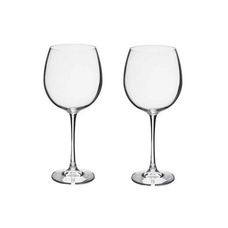 Jogo de Tacas de Cristal Ecologico para Vinho 2 Pecas 850ml 56521 - Full Fit