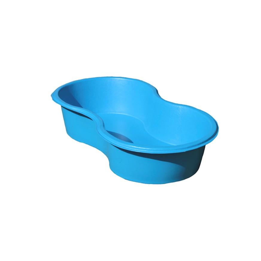 Piscina de Polietileno Feijao 1000 litros - Nova Forma