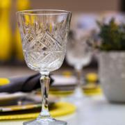 Taça de Vidro para Água 280ml - Mypa