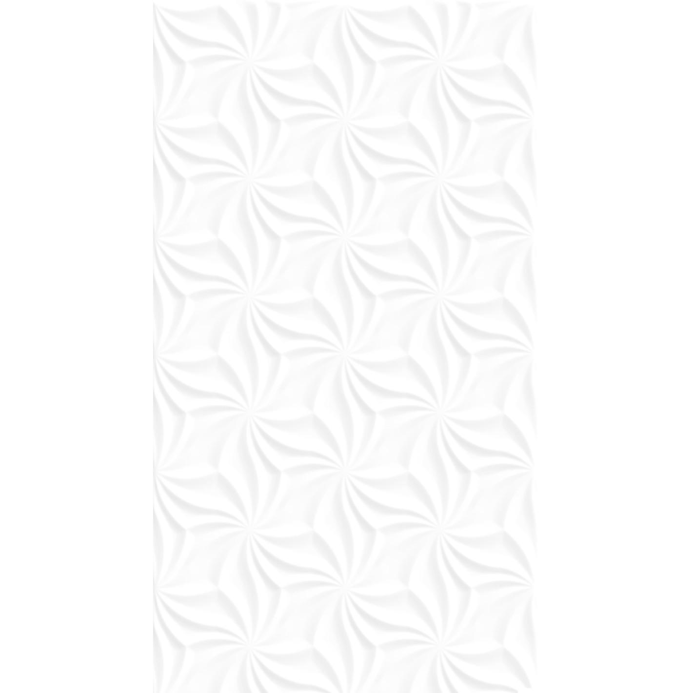 Revestimento Tipo A Retangular 33x60 cm Catavento White 203m - Embramaco