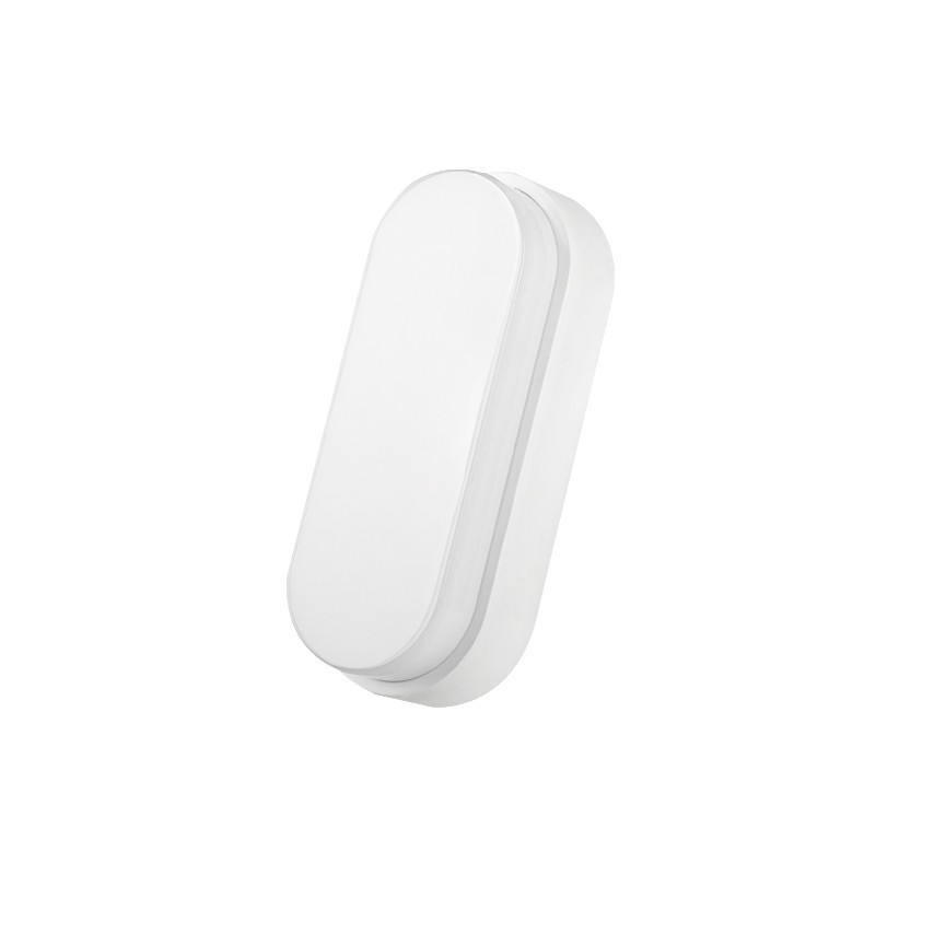 Luminaria Tartaruga LED Externa de Plastico ABS 5W Luz Amarela - Branca - Avant