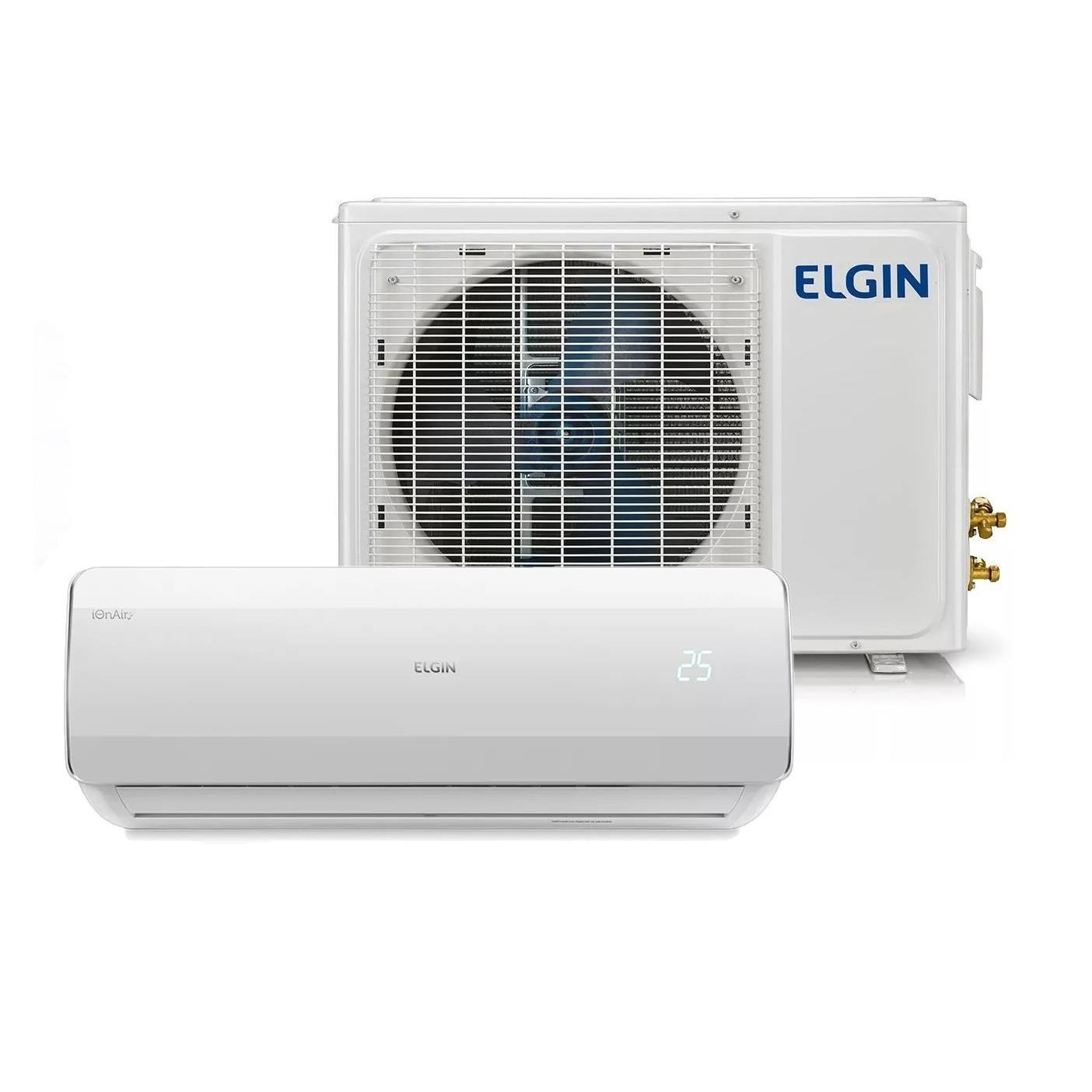 Ar Condicionado Split Elgin Eco Power 9000 BTUs 220V - So frio - HWFI09B2IA