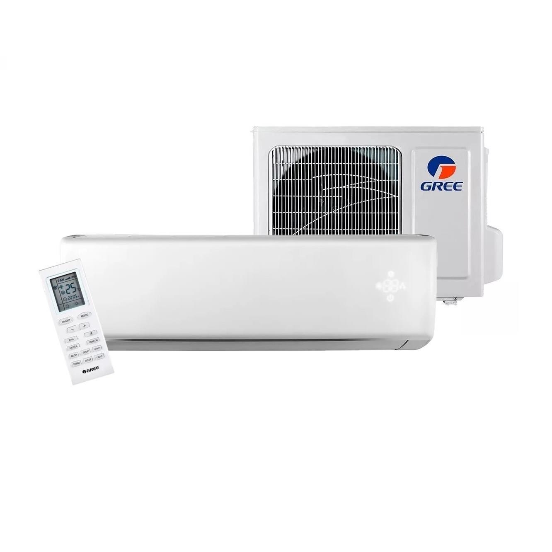 Ar Condicionado Gree Eco Garden Inverter 18000 BTUs 220V - Frio - GWC18QD-D3DNB8MI