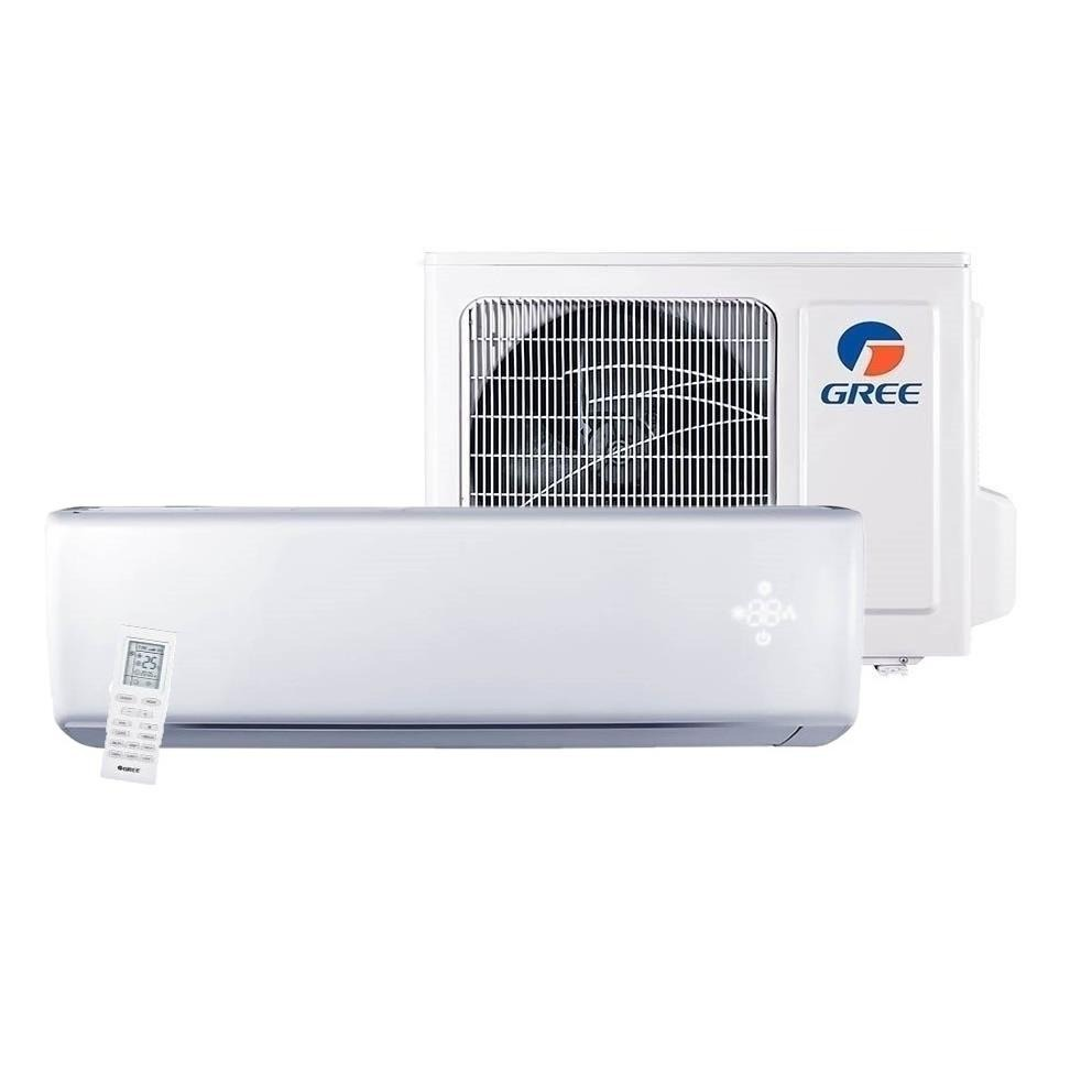Ar Condicionado Eco Garden Gree Inverter 9000 BTUs 220V - Frio - GWC09QA-D3DNB8MI