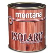Verniz Isolare Acetinado - Incolor - 0,900L - Montana
