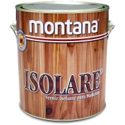 Verniz Isolare Acetinado - Incolor - 3,600L - Montana