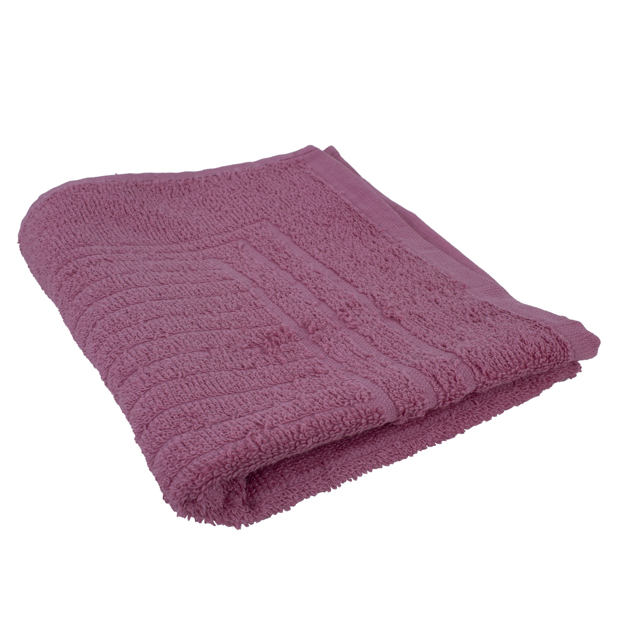 Toalha de Piso Cedro 45x70 cm 100 algodao Rosa - Santista