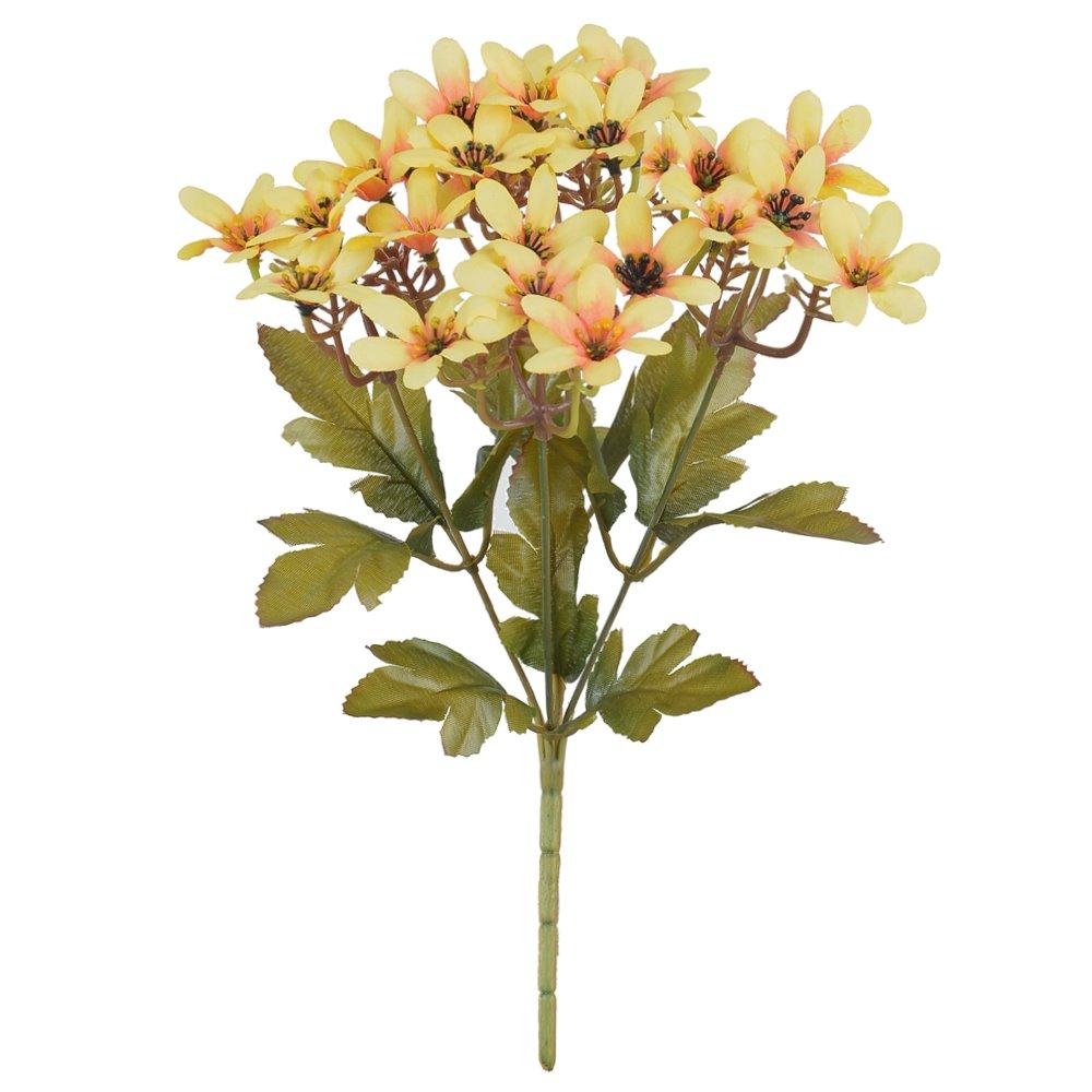 Buque Artificial de Flor Margarida 29 cm - Dea