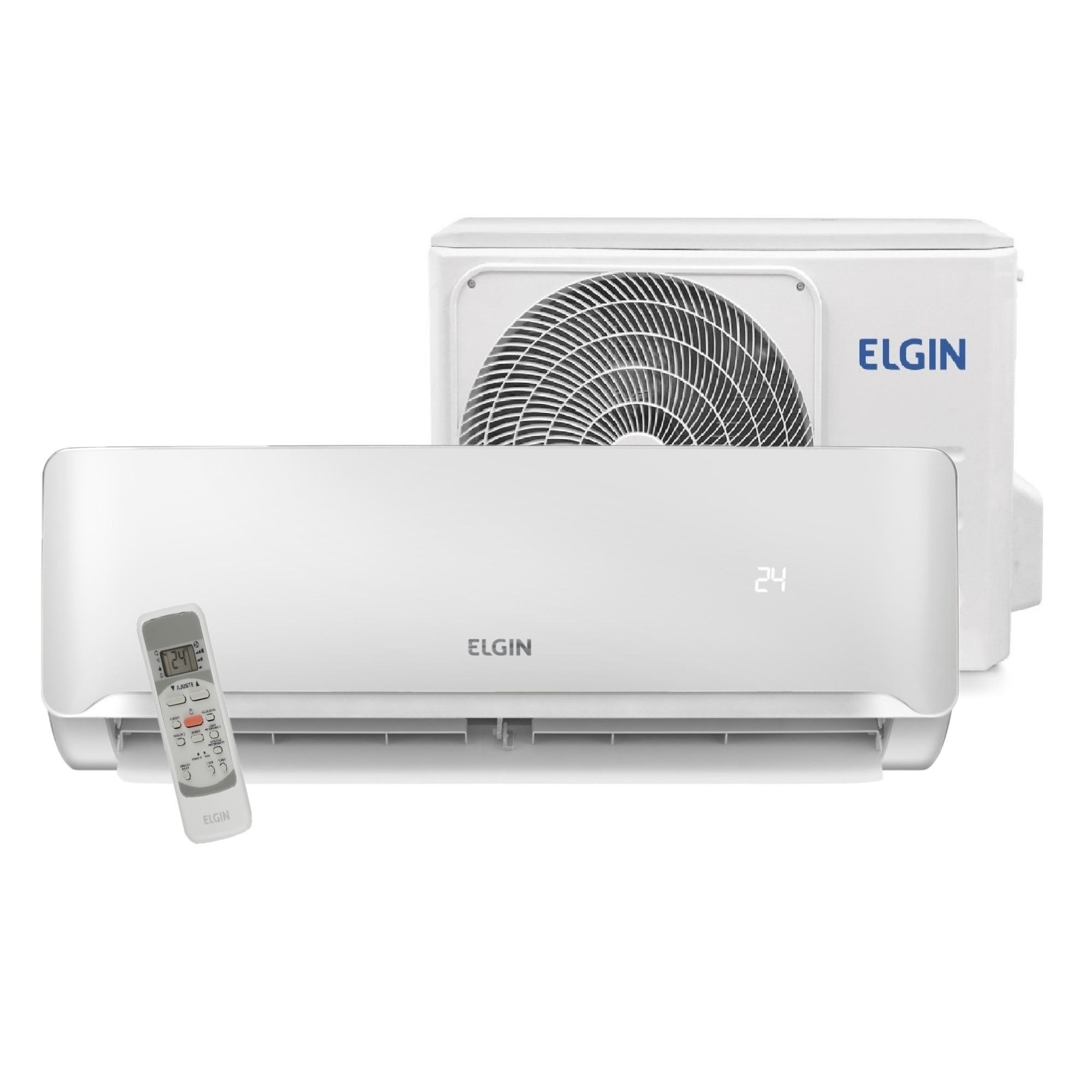 Ar Condicionado Elgin Split 12000 BTUs 220V - Frio HEFI12B2FB