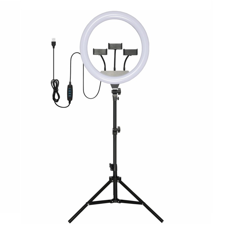 Kit Ring Light 35cm Glight com Tripe 160m Grande Pro
