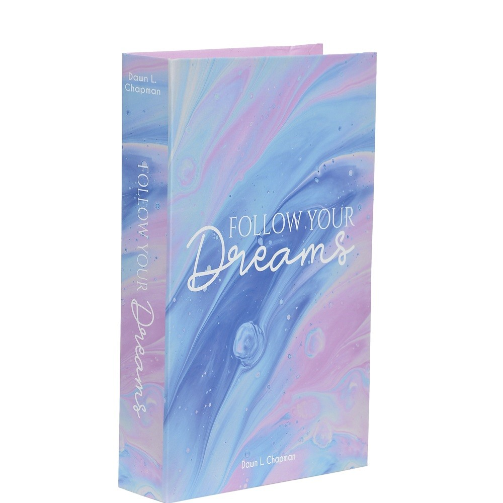 Enfeite Decorativo Livro de Papel 17x27cm 68977001 - Dea