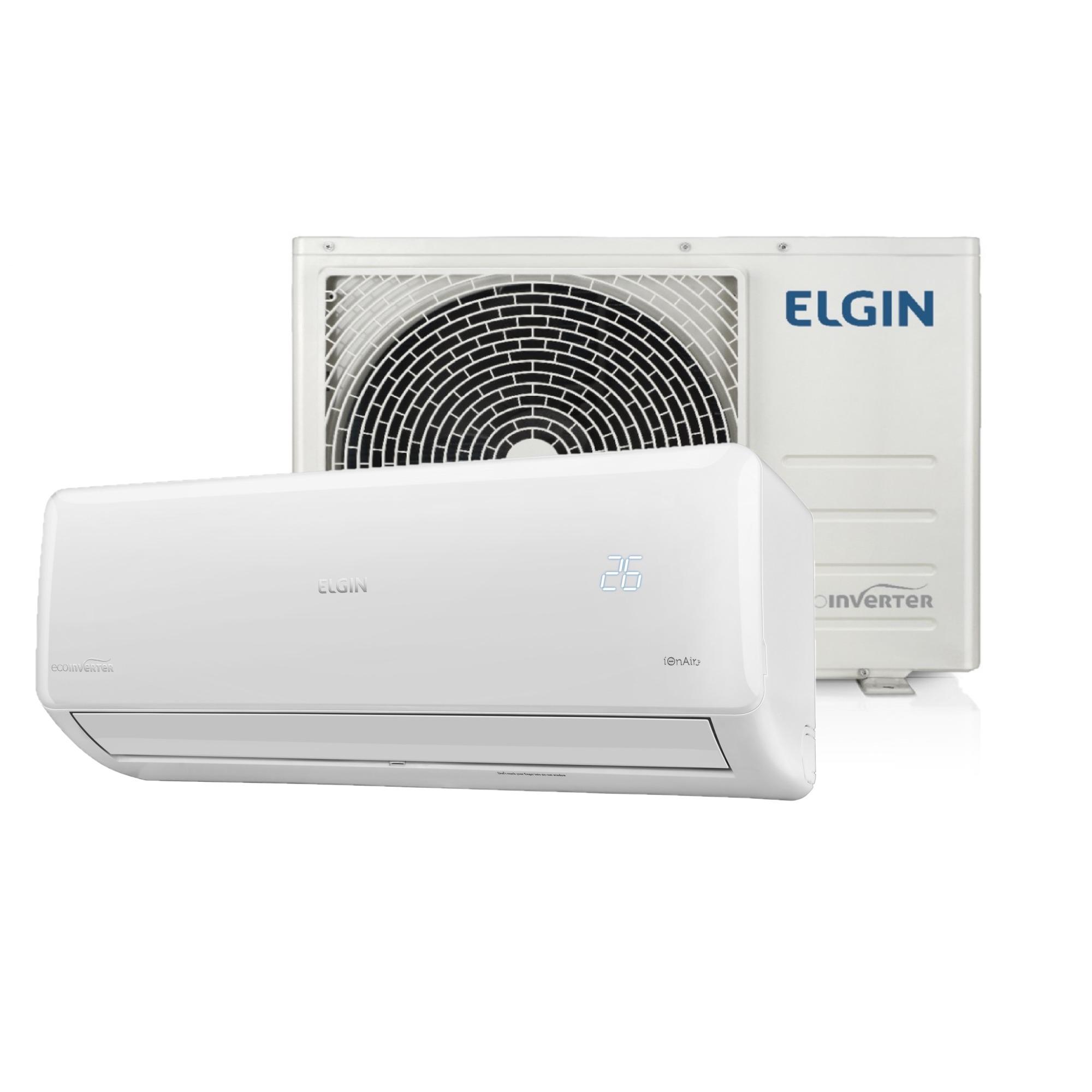 Ar Condicionado Split Elgin Inverter 12000 BTUs 220V - Frio 45HVFI12B2IA