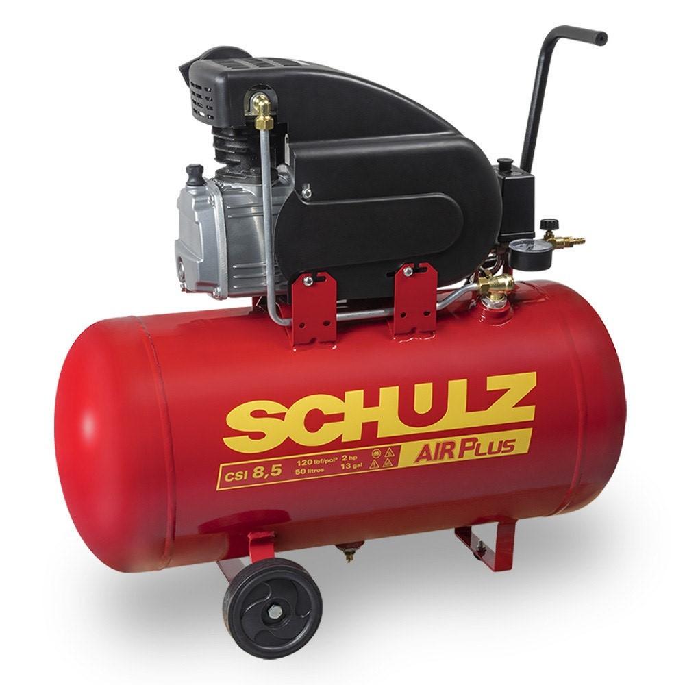 Motocompressor Air Plus 8550 L 20CV 220V - Schulz