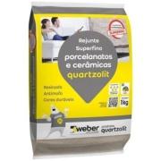 Rejuntamento Superfino para Porcelanatos e Cerâmicos - Quartzolit