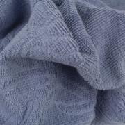 Toalha de Rosto Artex Le Bain 100% Algodão 50x80 cm Azul Denin