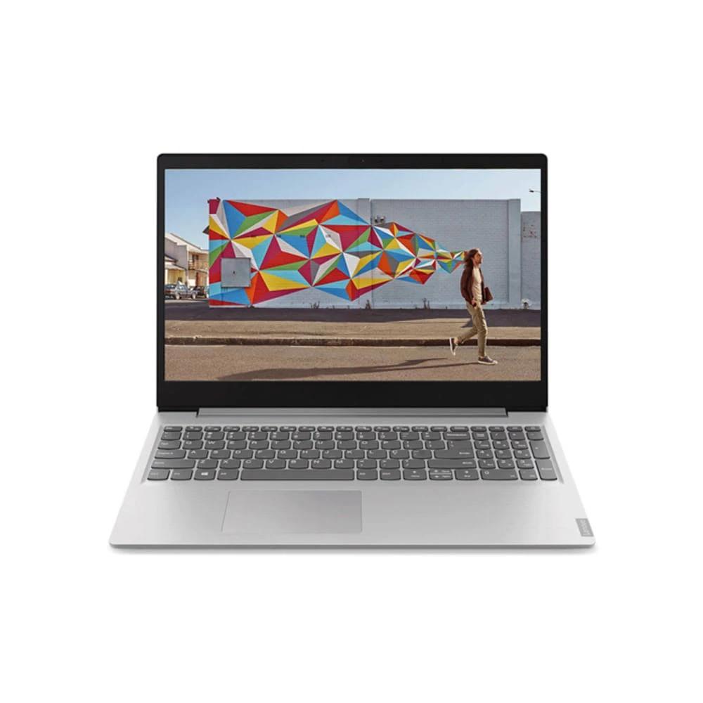 Notebook Lenovo 4GB 500GB 156 Linux Prata