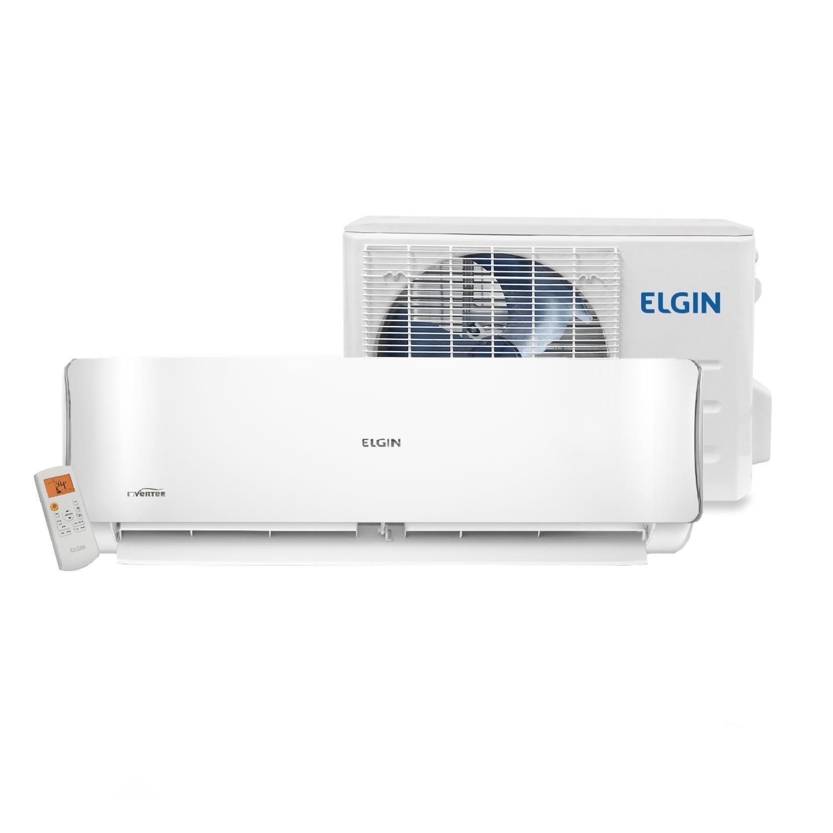 Ar Condicionado Split Inverter Elgin 12000 BTUs 220V - Frio HXFI12B2FA