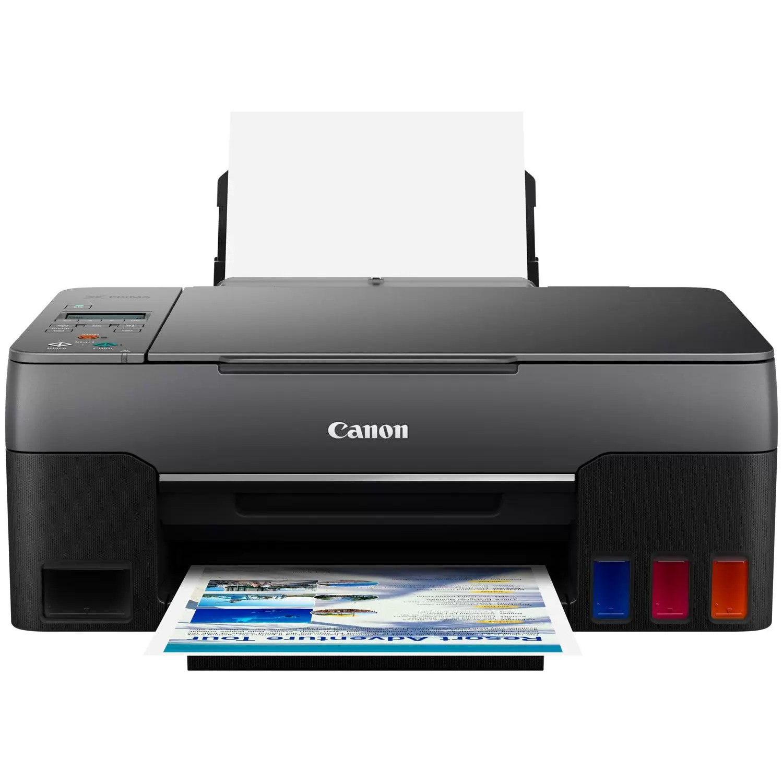 Impressora Multifuncional Mega Tanque Canon Wi-fi G3160 Preta