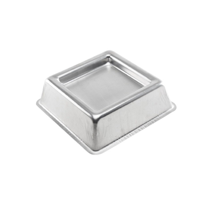 Forma Ballerine para Bola em Aluminio Polido 25x8cm - Caparrox