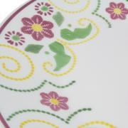 Prato de Raso Cerâmica 26cm Actual Sortidos - Oxford