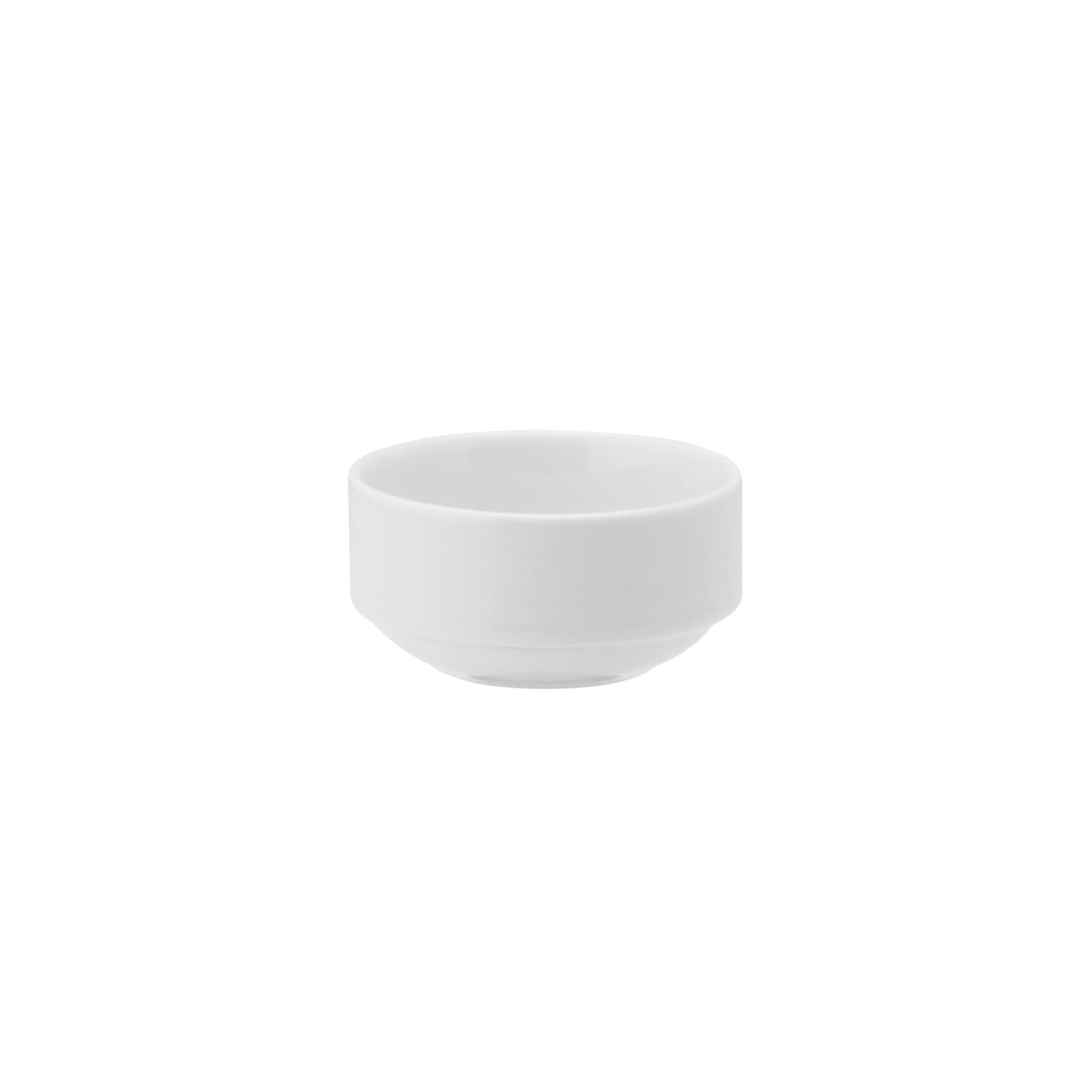 Tigela de Porcelana Redonda 115cm Branca - Schmidt