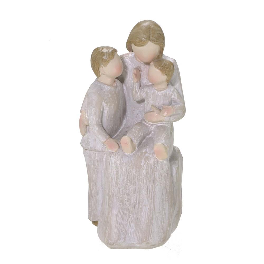 Enfeite Decorativo Mae com Filhos 135cm - Mabruk