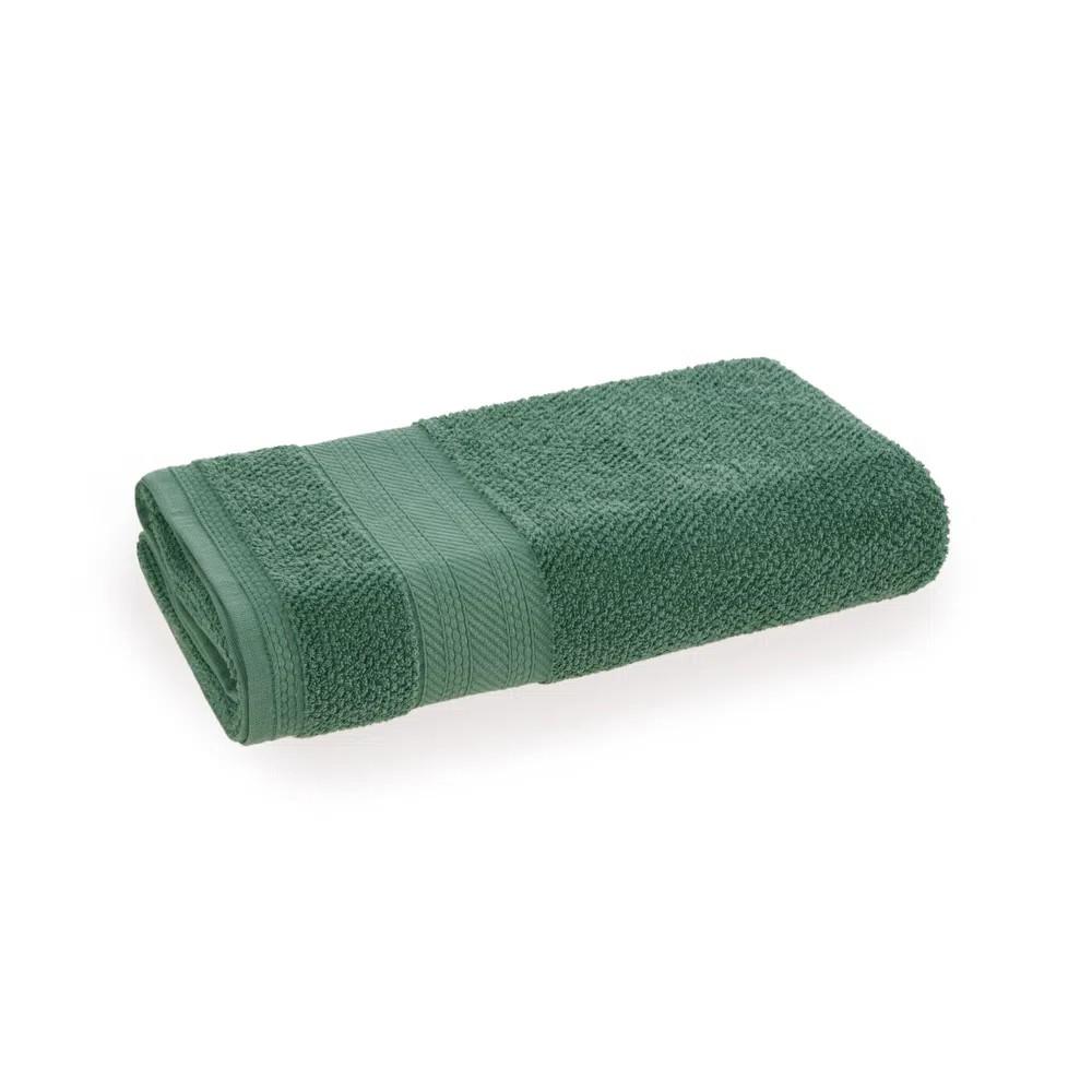 Toalha de Rosto Empire 100 Algodao 48x70 Cm Verde - Karsten