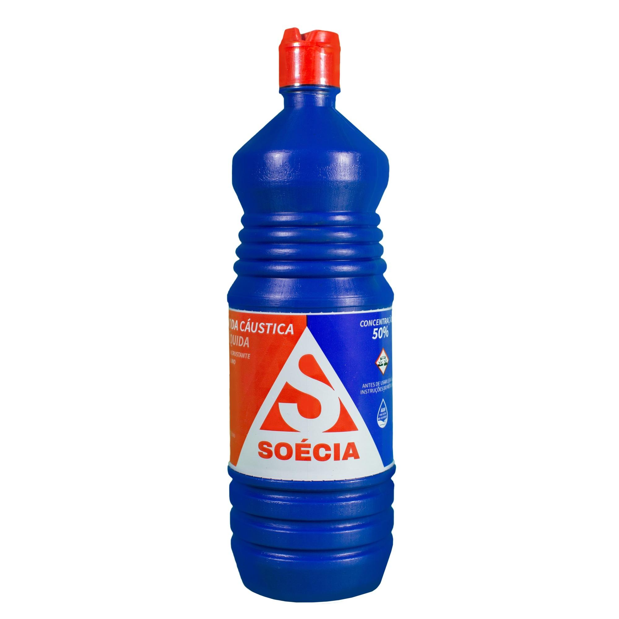 Soda Caustica Liq Soecia 1L