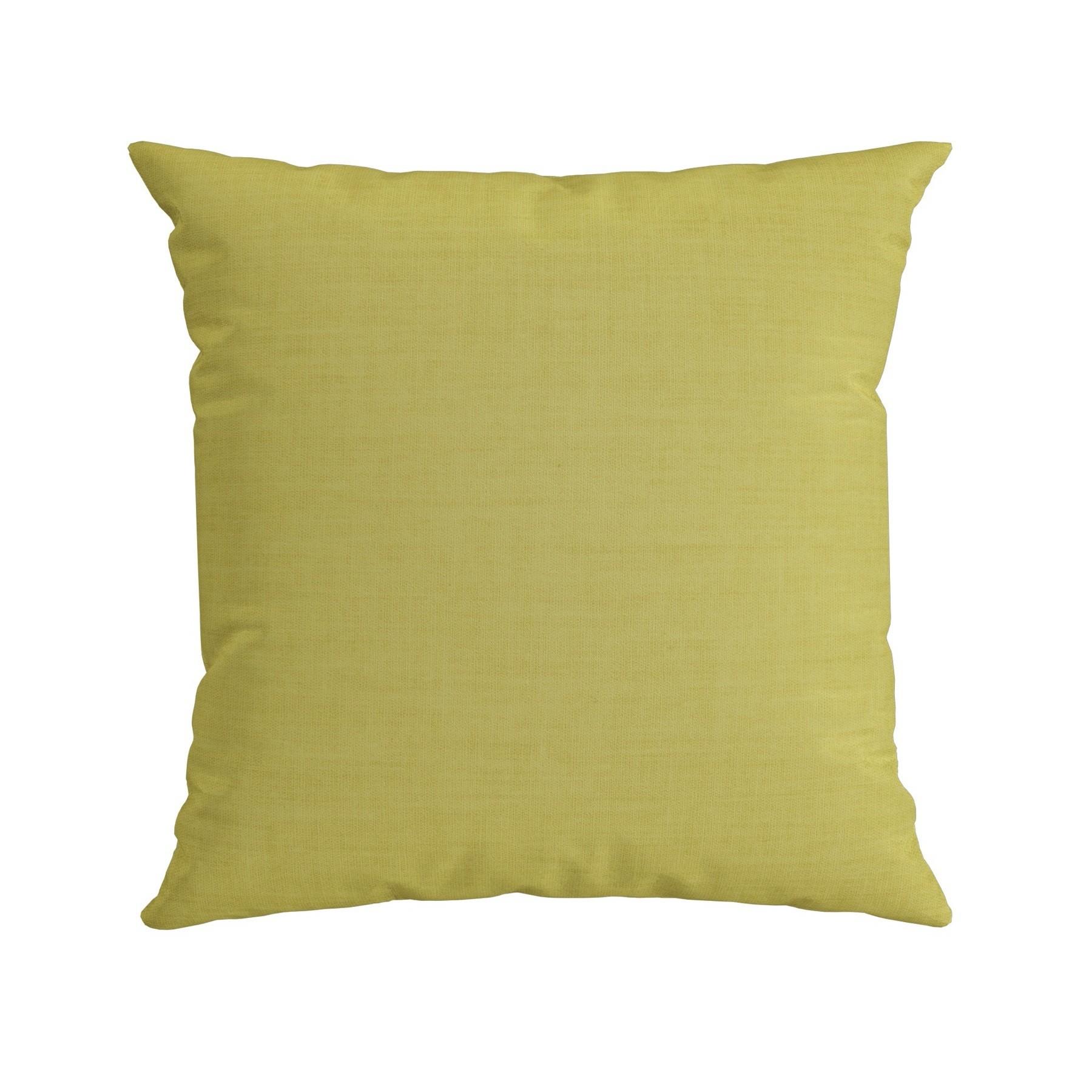 Almofada Outdoor 43x43cm Amarela - Belchior