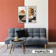 Quadro Decorativo 33x70cm Folhagem 904/11 - Art Frame