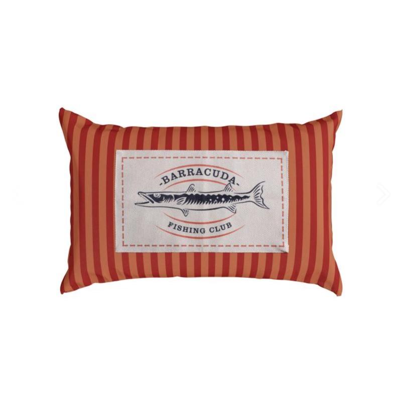 Almofada Nautica 35x35cm Patch - Belchior