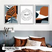 Quadro Decorativo 50x70cm Pai Nosso - Art Frame