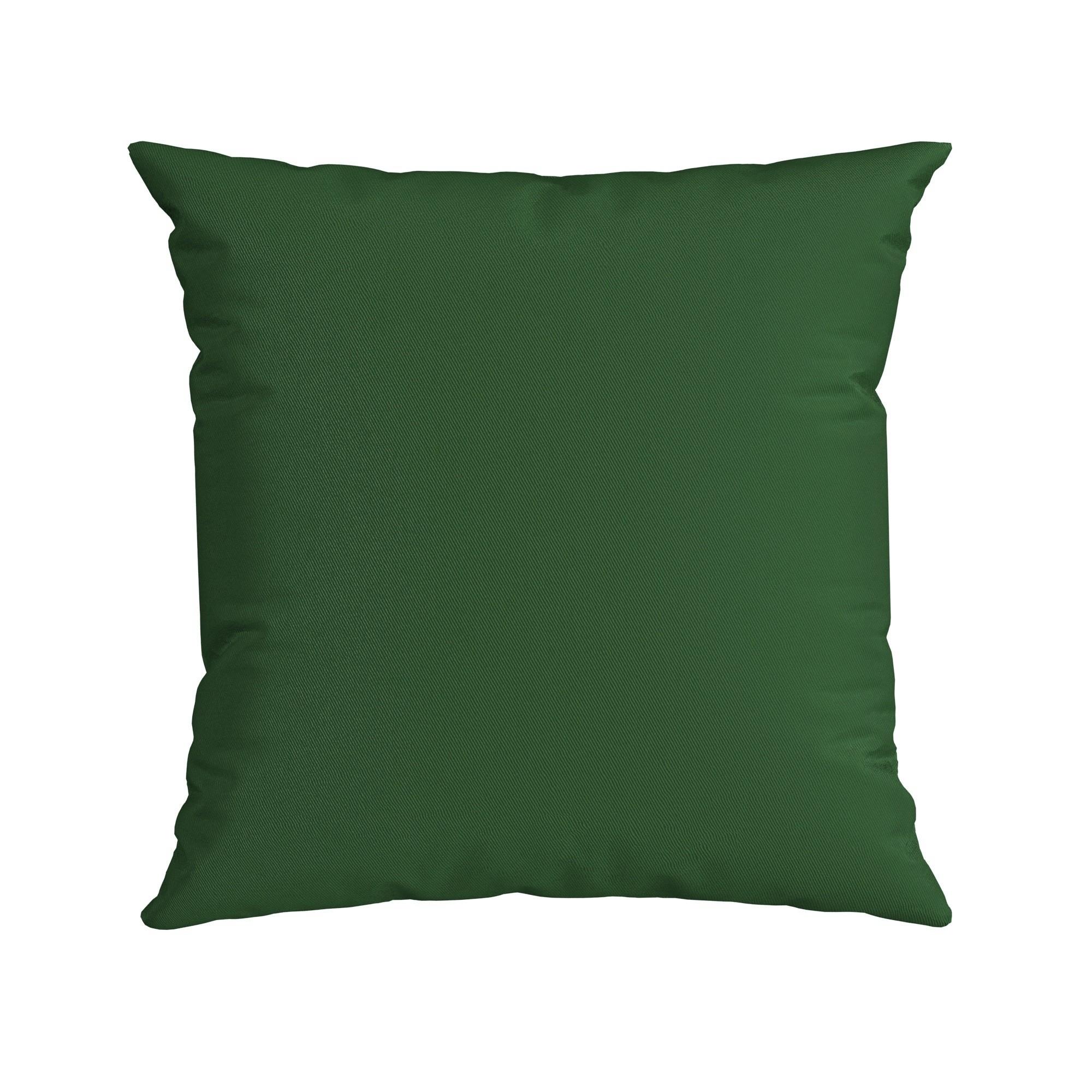 Almofada Ludic 43x43cm Verde Escuro - Belchior
