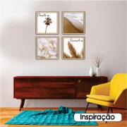 Quadro Decorativo Areia 30x30 cm 235/2 - Art Frame