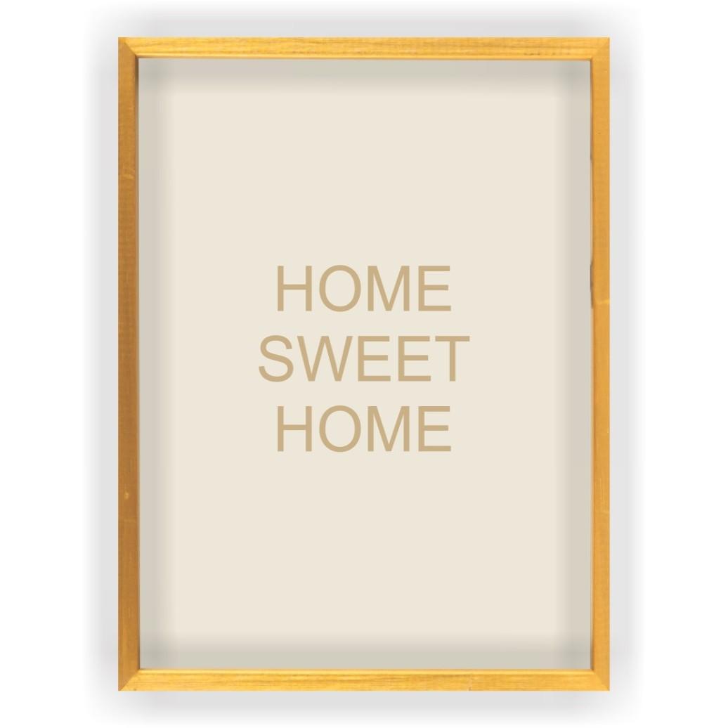 Quadro Decorativo Home 30x40cm 3392 - Art Frame