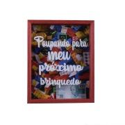 Quadro Cofre Infantil 20x25 cm 823/2 - Art Frame