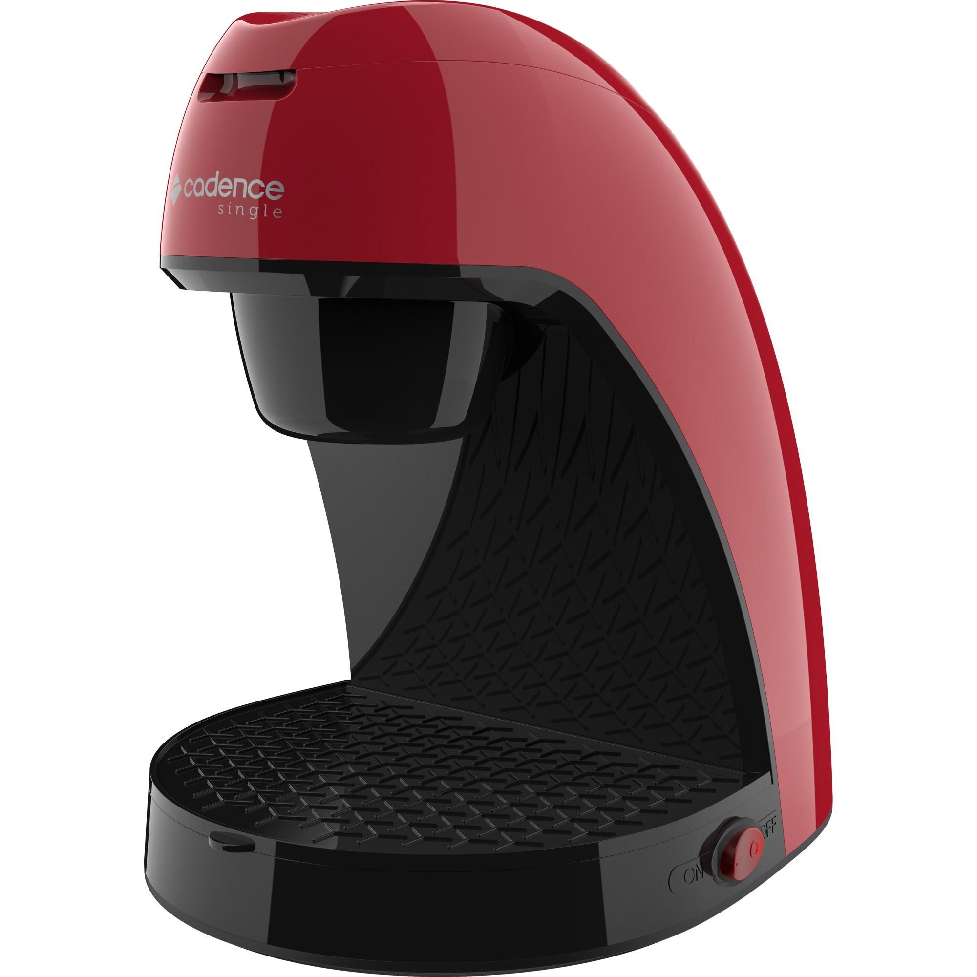 Cafeteira Eletrica Single Cadence Vermelha - 220V - CAF211