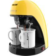 Cafeteira Elétrica Single Cadence Amarela - 220V - CAF214