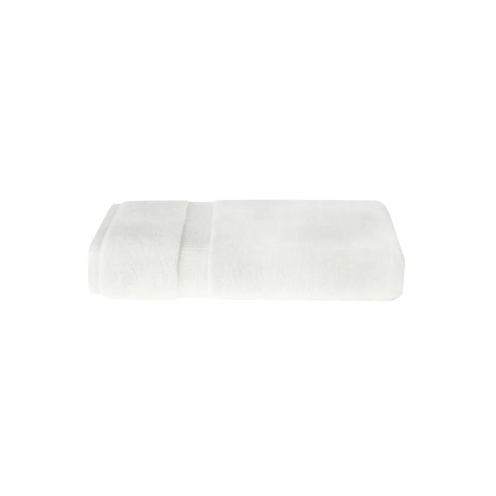 Toalha de Banho Doppia 100 algodao 86cmx150m - Trussardi