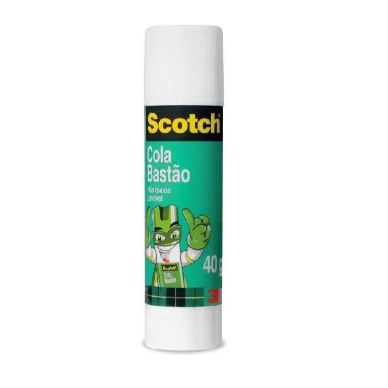 Cola Bastao Lavavel 40g - Scotch
