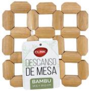 Descanso para Panela de Bambu 12,5x12,5cm - Clink