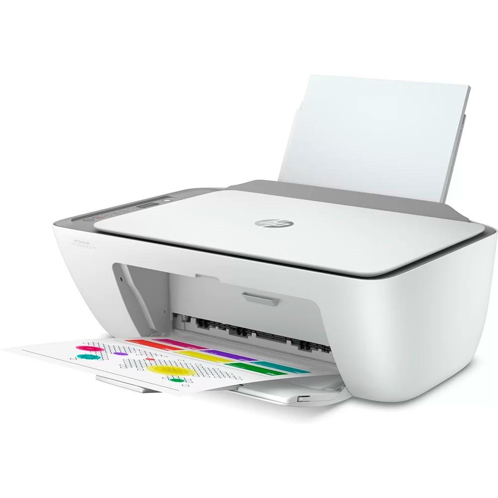 Impressora Multifuncional Jato de Tinta Ink Advantage HP 27776 USB 7FR20A