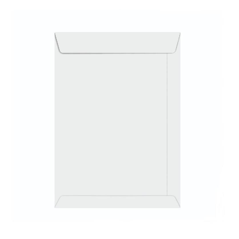 Envelope Saco 90g 240x340 10 unidades Branco