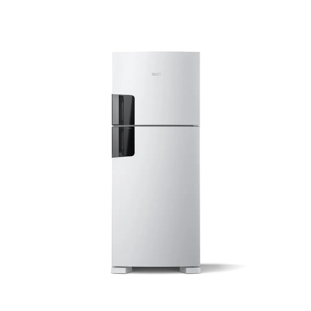 GeladeiraRefrigerador Consul Frost Free Duplex 410L 220V - CRM50HBBNA