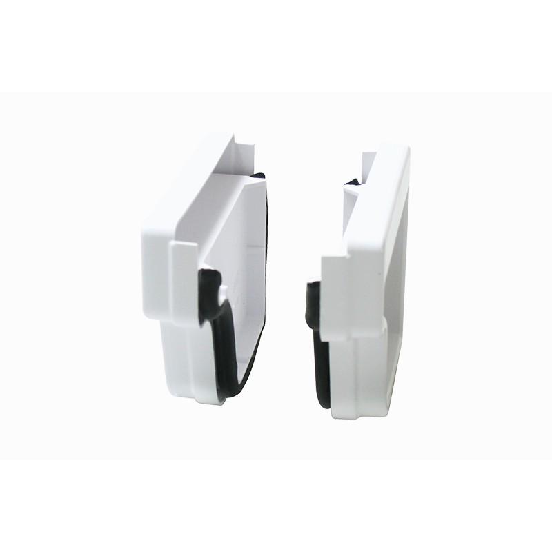 Cabeceira para Calha de PVC 170mm - Astra