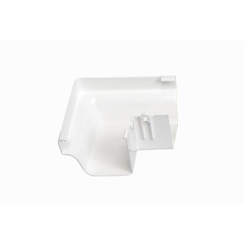 Esquadro Externo PVC para Calha 170mm - Astra