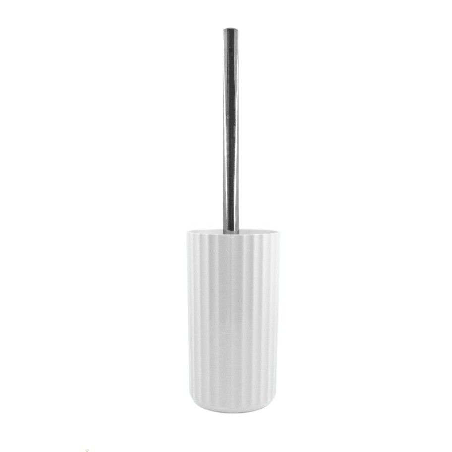 Porta Escova Sanitaria Groove Branco fosco - SS 735 - Ou
