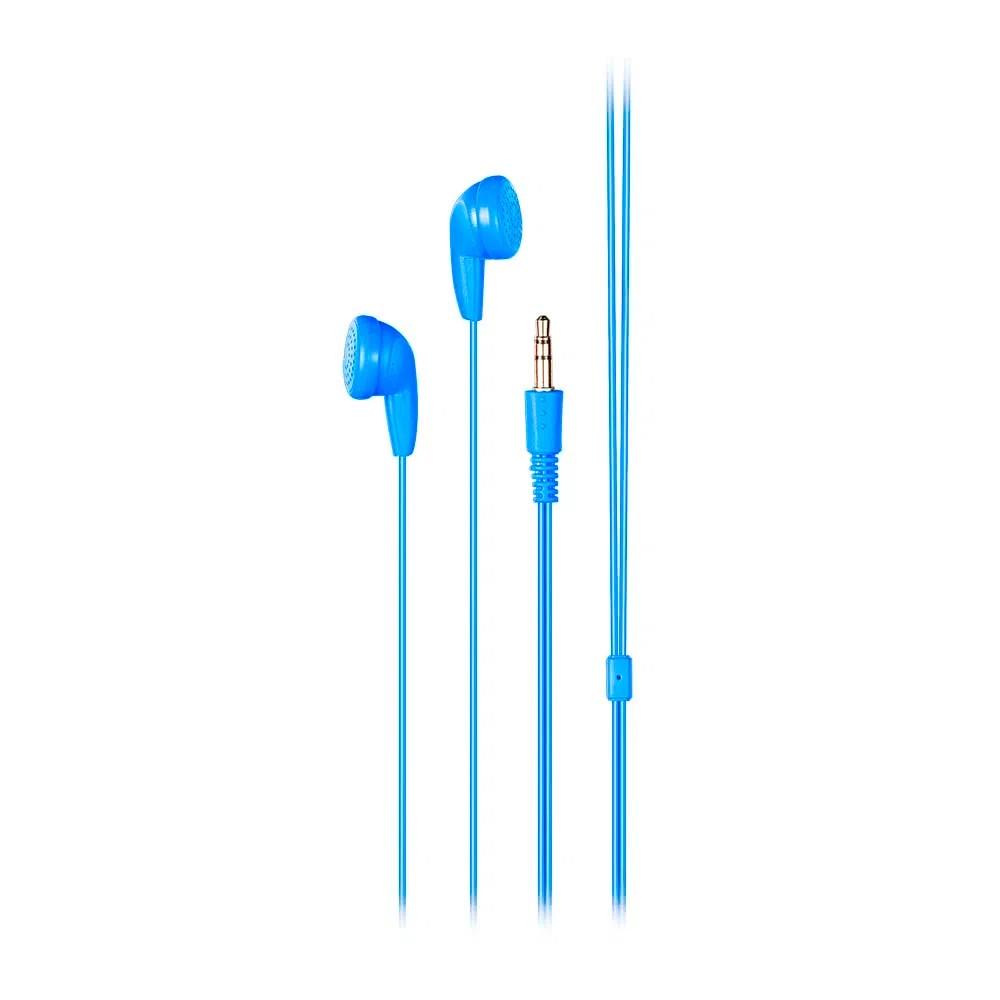 Fone de Ouvido Multilaser Play Azul PH314