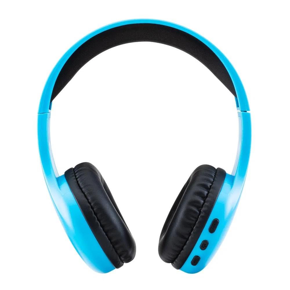 Headphone Multilaser Bluetooth Joy P2 PH310 Azul